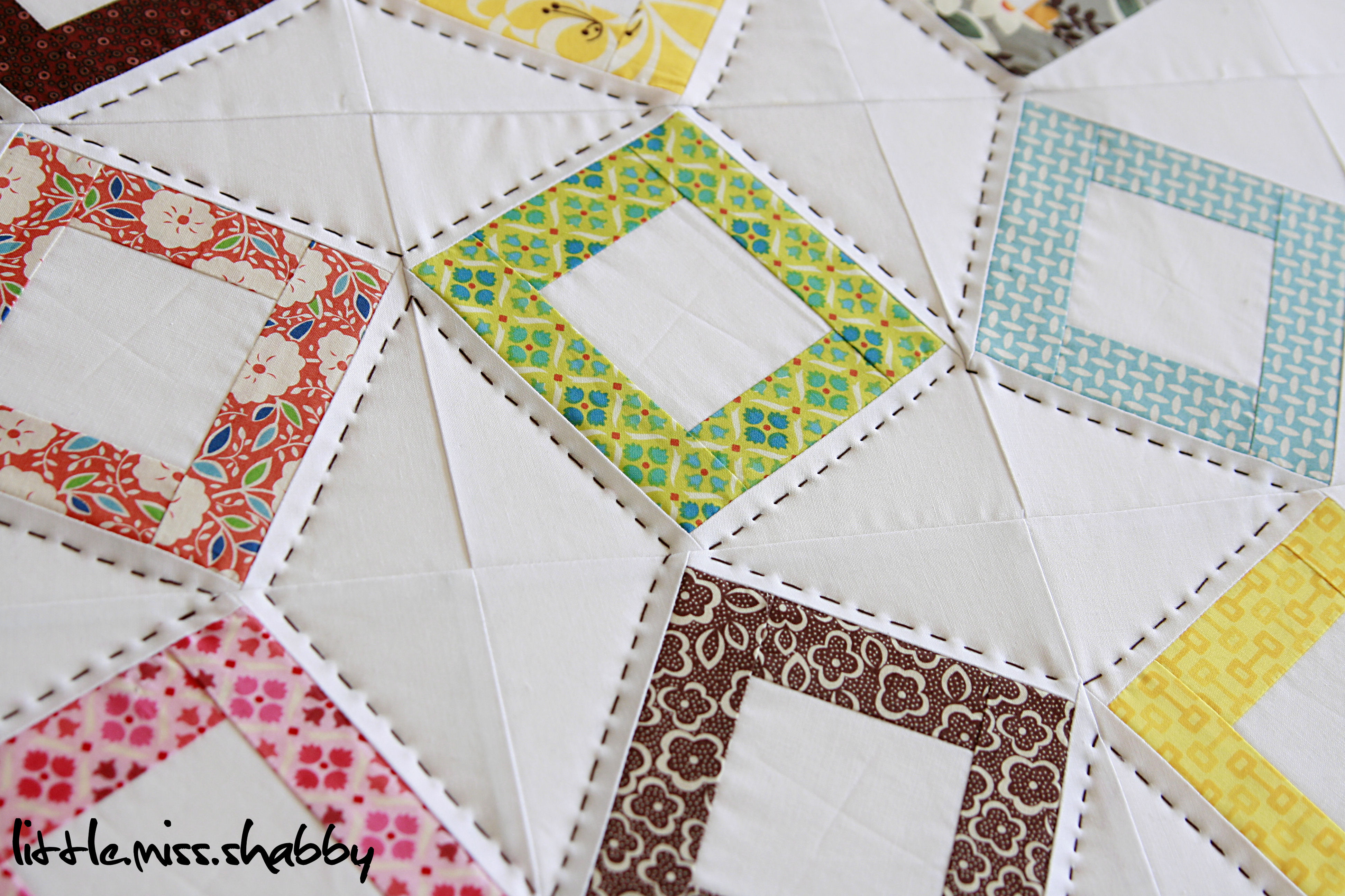 Marathon Quilting Session – Coriander Quilts