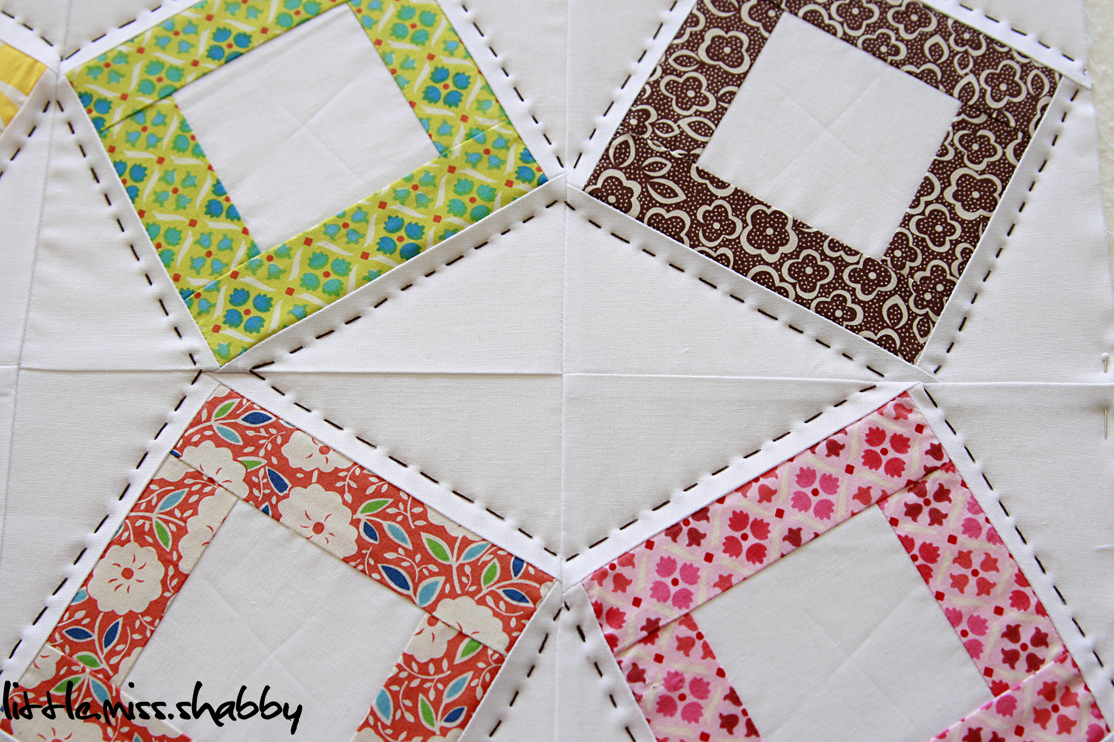 Hand Quilting How To - Quilting