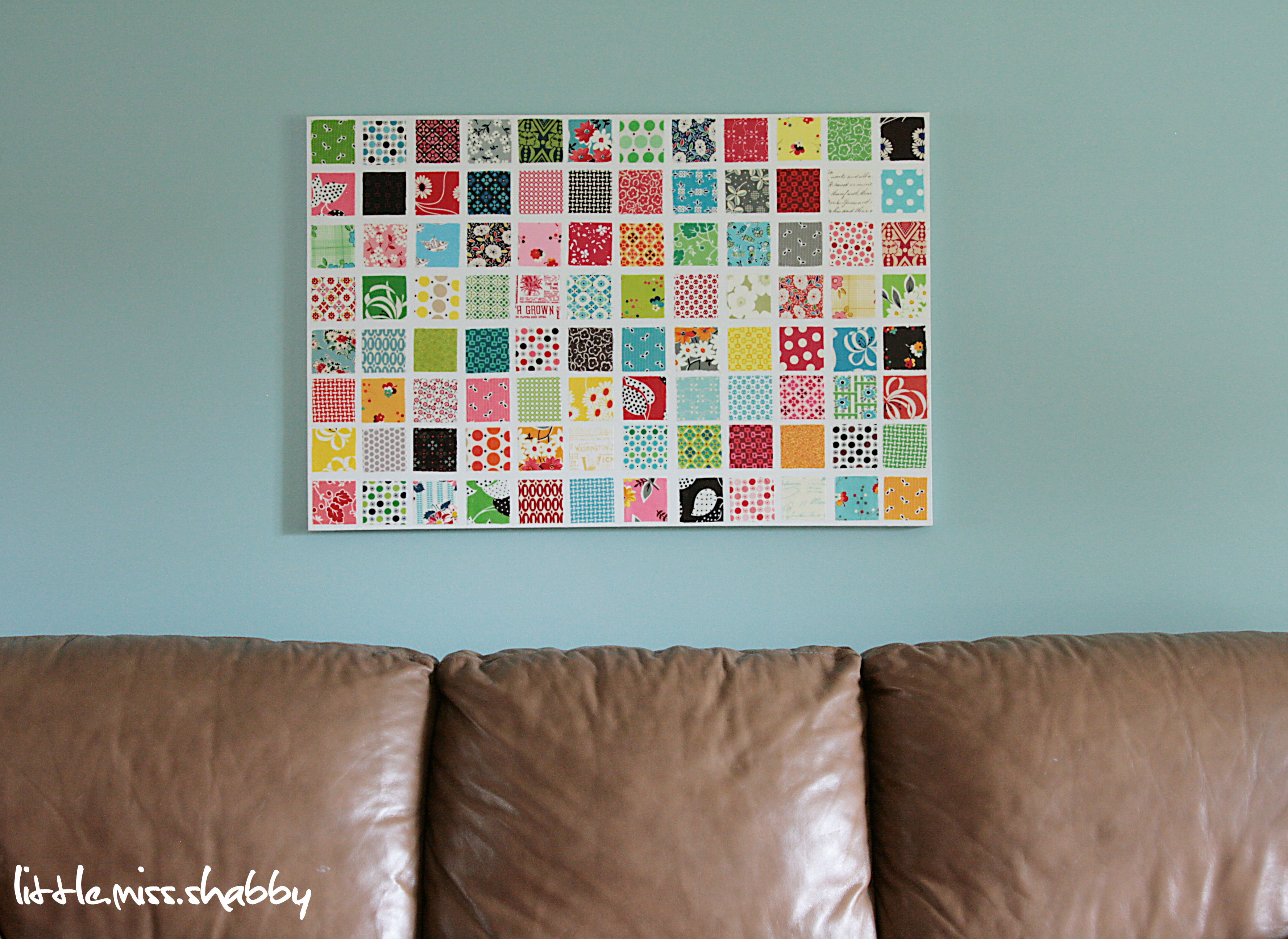 Fabric Panels Wall Art Business : All these years i never knew… coriander quilts