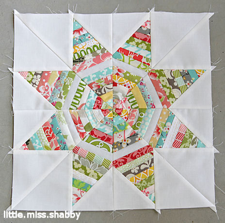 String Star Tutorial Coriander Quilts