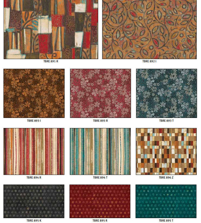 Tuscan Breeze Fabrics