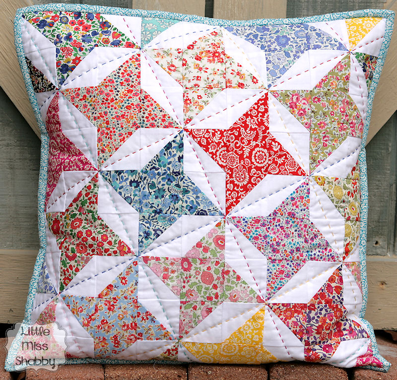 Friendship Star PIllow