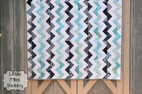 Chevron Quilt Finish – Coriander Quilts : chevron quilt - Adamdwight.com