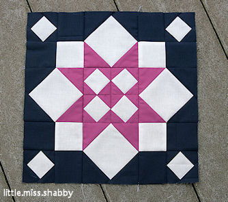 Star Gazing Quilt Block