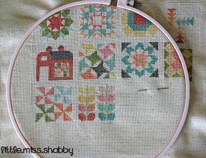Quilty Stitches