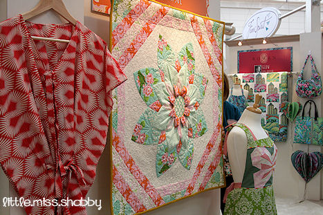 International Quilt Market Part 1 Coriander Quilts