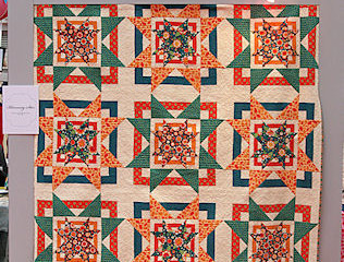 Blooming Star Quilt