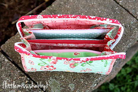 Inside Sew Together Bag