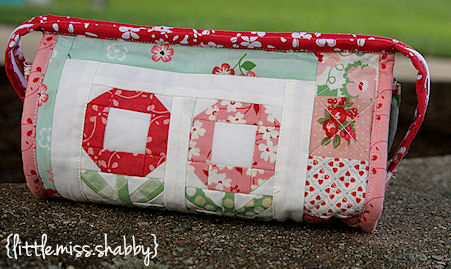 Sew Together Bag Front