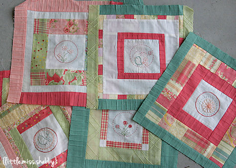 Embroidered Blocks 2