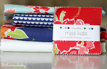 Scattered Squares Fabrics