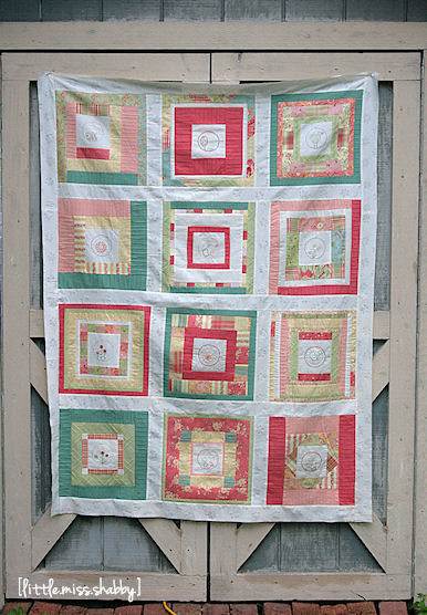 Stitcheries Quilt