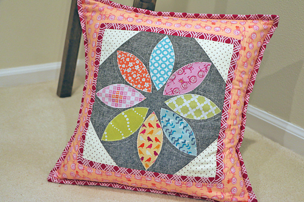 Daisy Fields Pillow