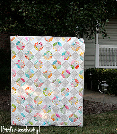 Scattered Blossoms Quilt