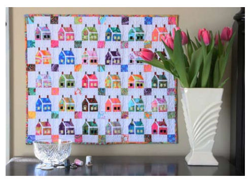 Image Courtesy of McCall's quilting