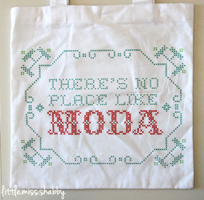 There's no place like Moda