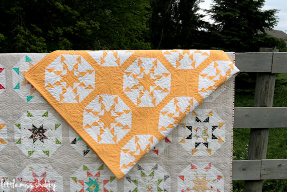 Yellow Idyllic Quilt