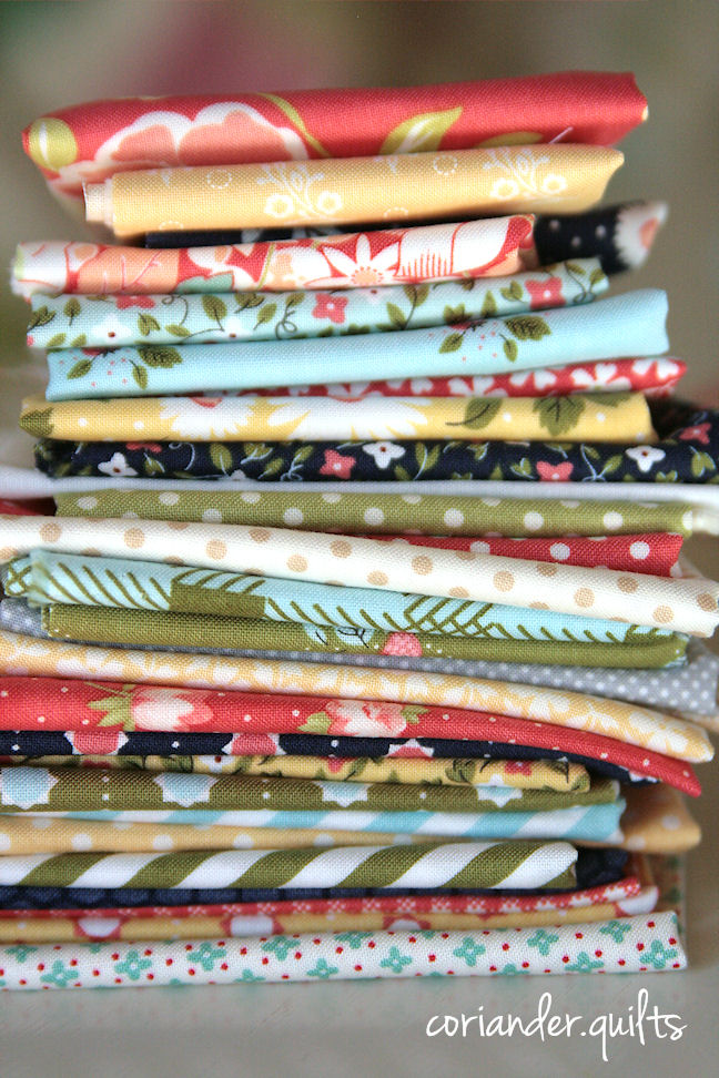 Sampler Fabrics