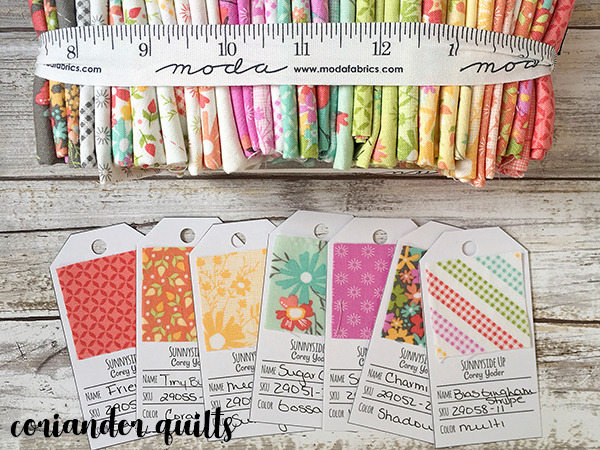 Printable Fabric Swatch Cards