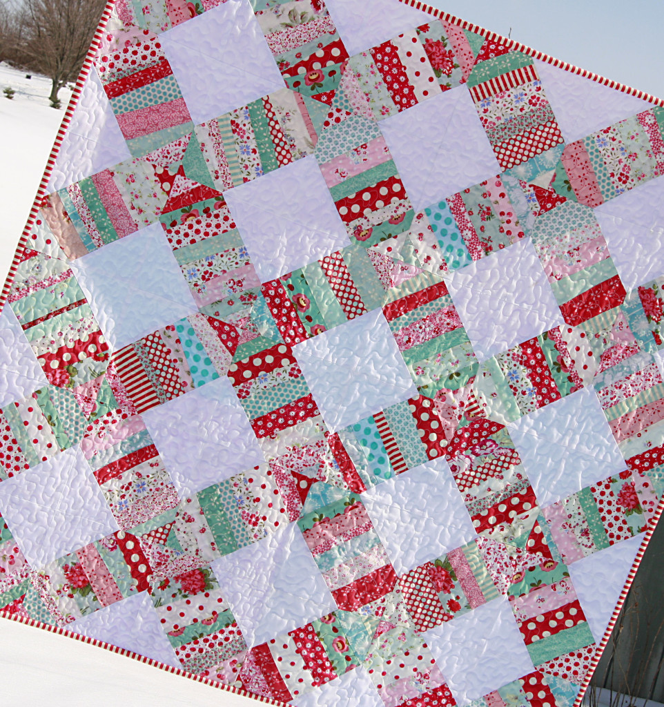 wedding ring quilts liberated wedding ring quilt amp giveaway coriander quilts 9980
